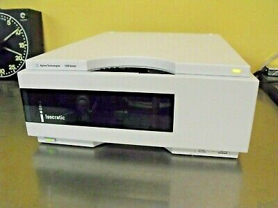 Agilent 1200 Series G1310a Isocratic Pump Hplc W Lan Interface Card G1369a
