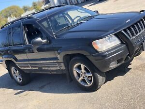 Jeep Grand Cherokee Limited 4x4 $3000 Drives great!