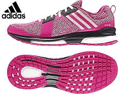 adidas Boost Revenge Damen Neutral Laufschuh Running AF5442
