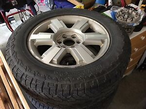 Tires and Rims off 2006 f-150