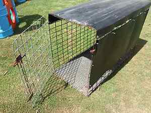 Dog cage/crate Raymond Terrace Port Stephens Area Preview