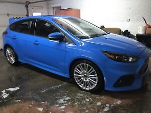2016 Ford Focus RS (lease transfert)