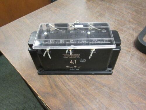 Instrument Transformers Potential Transformer 3VT-460-480 Pri: 480V Ratio 4:1