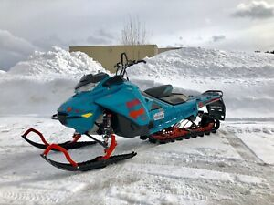 "SKI-DOO FREERIDE 154"" SHOT 2019'"