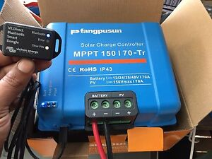 Blue MPPT solar charge controllers 150/70 100/50 Korora Coffs Harbour City Preview