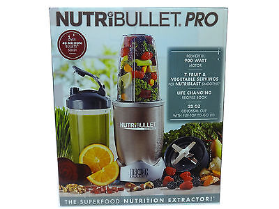 NutriBullet™ Pro 900 Series 9-Pc. Nutrition Food Extra