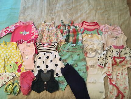 Bundle of Girls size 0000 clothes