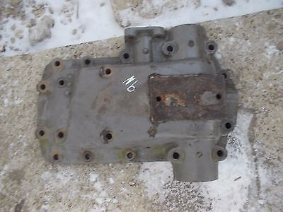 Ford 9n Tractor 3pt Hitch Top Rockshaft Lift Hold Bracket Cover