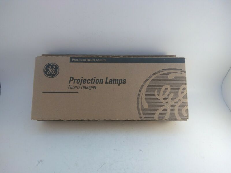 Lot of 10 New GE Quartzline Multi Mirror FXL Projection Lamp Bulbs 410W 82V