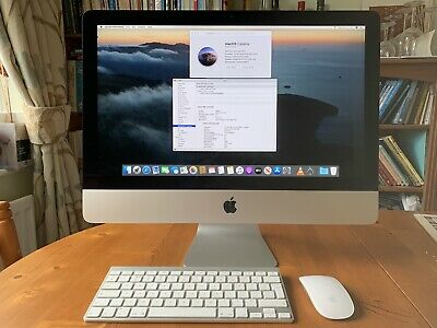 Apple iMac 21.5-Inch Quad Core i5 2.9GHz (Late 2013) 1.12 TB Fusion Drive & SSD