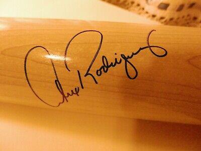 Alex Rodriguez signed baseball bat gorgeous huge auto