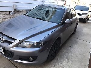Immaculate 2007 AWD Mazdaspeed 6, 2.3L turbo, 100kms