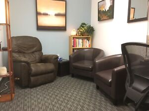 Office for Counselling, Psychotherapy - Fully furnished/serviced