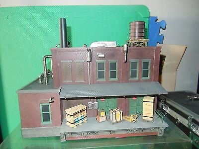 woodland scenics morrison door factory o scale 5848  lionel mth comp. new