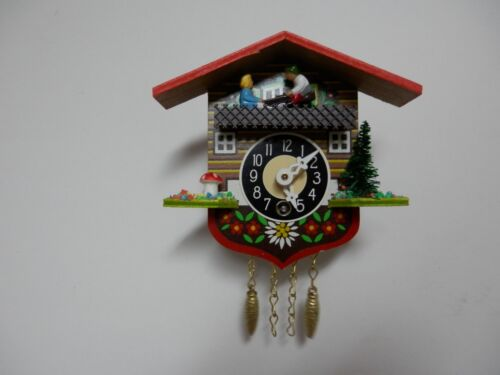 Engstler German Novelty Clocks 129 K