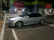 Vx ss 6 speed hbd sunroom, leather  Seaford Rise Morphett Vale Area Preview