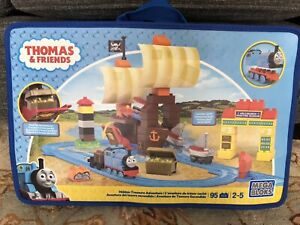 Thomas mega Bloks train track