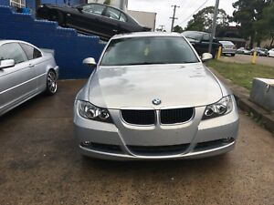 BMW E90 320i 2008 Silver automatic now wrecking!!! Northmead Parramatta Area Preview