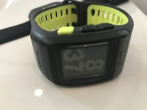 GPS Nike+ Watch and HR