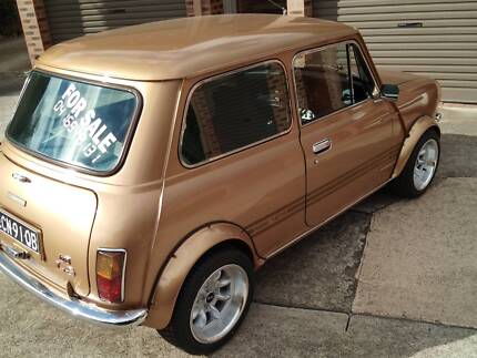 leyland mini ls Canberra City North Canberra Preview