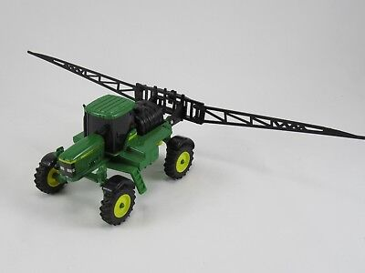 1/64 JOHN DEERE  1710 tractor + self propelled sprayer implement for toy tractor