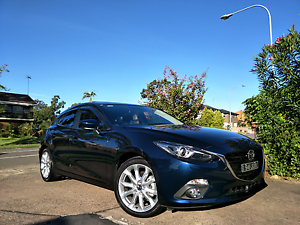 2015 Mazda 3 SP25 GT Safety Pack + Sunroof Kings Langley Blacktown Area Preview