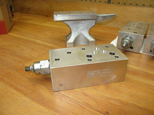 Continental Hydraulics P12S-PDRP-300-G-S-B Hydraulic Relief Valve Sun PPFB LAV