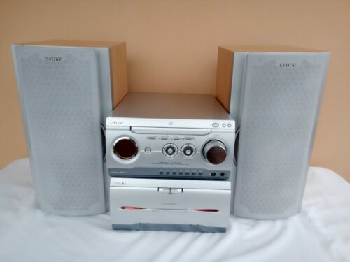 Sony MHC-WZ5 hi-fi components with speakers, 220 V / 50 Hz