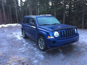 2009 Jeep Patriot Sport North Edition SUV, Crossover