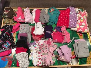 8-12 month girls fall lot