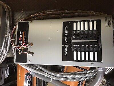 Gererac Ez Switch Rts10ez 100 Amp 240 Volt Automatic Transfer Switch 1 Phase 3w