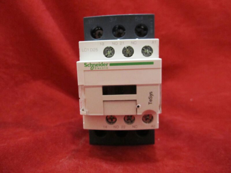 Schneider/Telemecanique LC1D25F7 Magnetic Contactor AC110V