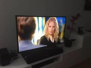 "Samsung Smart TV UHD LED 40"" UA40JU6400 Mosman Mosman Area Preview"