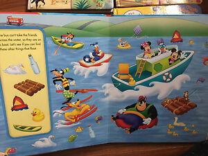 6 First Look and Find Disney books - great Christmas gift! Kitchener / Waterloo Kitchener Area image 4