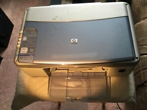 HP All-in-One printer scanner - PSC 1315xi with bonus