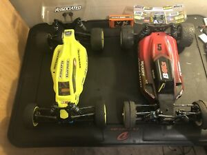 2 rc cars for sale