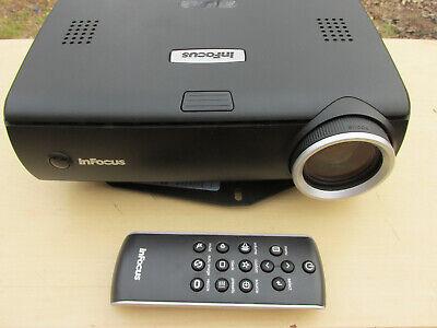 InFocus IN35W Projector