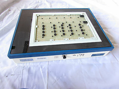Universal Test Equipment U-2270-m Vacuum Test Fixture U-2124xlnt