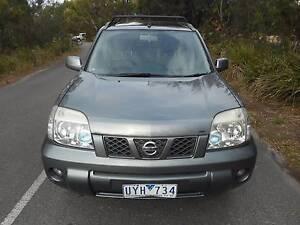 2006 Nissan X-trail Wagon LOW KS REG AND ROADWORTHY!! Moorabbin Kingston Area Preview