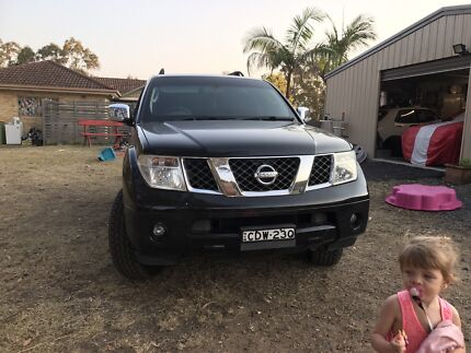 Nissan Pathfinder Warnervale Wyong Area Preview