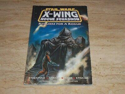 Dark Horse Titan Books Star Wars Graphic Novel - Requiem For A Rogue