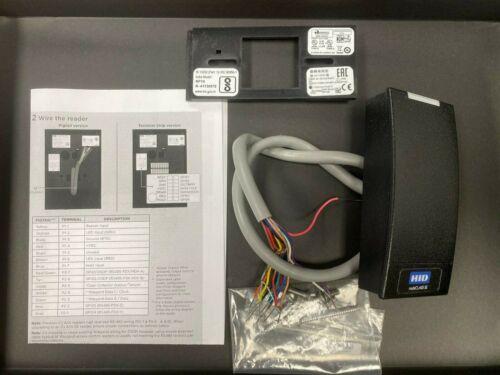 HID 900PSNNEK2000 multiCLASS SE RP10E Mini Mullion Reader - Seos Profile