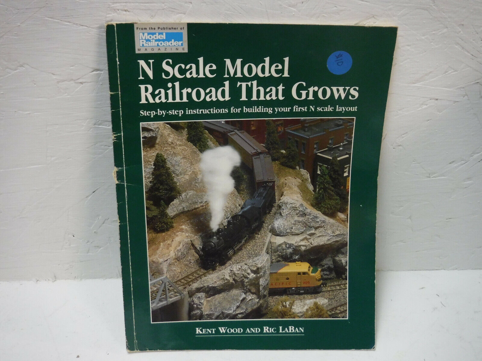 N Scale Model Railroad That Grows - $10.00