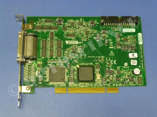 National Instruments PCI-6225 NI DAQ Card, 80ch Analog Input, Multifunction