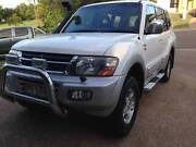 2002 Mitsubishi Pajero SUV Mount Louisa Townsville City Preview