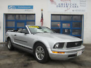 Ford Mustang , Automatic , Leder