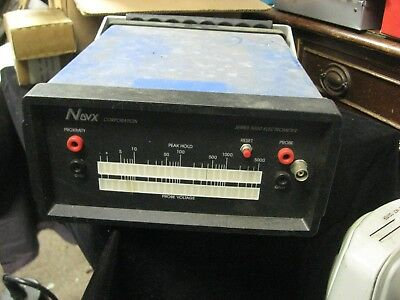 Novx Corp Voltage Detection System Series 5000 Static Electricity Electrometer