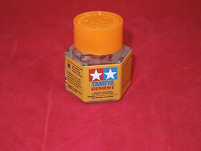 TAMIYA 87012 CEMENT PLASTIC MODEL GLUE 20 ml MODELING
