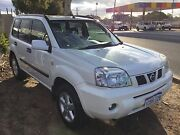 2006 Nissan X-trail st/s 40th anniversary 4x4 man 2.5 suv Silver Sands Mandurah Area Preview