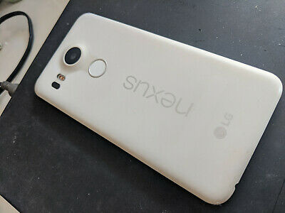 Google Nexus 5X LG-H790 32G 4G LTE White Factory Unlocked